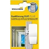 Schellenberg 15670 gordelgeleiding Duo Plus Maxi inclusief tochtafdichting en geleider