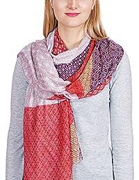 Amazon.fr   Allée du foulard - Allée du foulard   Echarpes ... c0d01c23a83