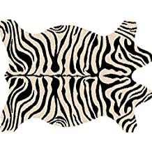 Tapis zebre - Tapis peau de zebre ...