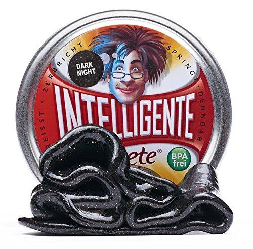 Preisvergleich Produktbild Intelligente Knete - Dark Night - Spezial-Farben - Thinking Putty