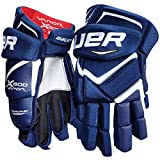 Bauer Vapor X800 Glove Men, Navy / Silver