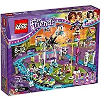 LEGO 41127 Friends Amusement Park Arcade Construction Set