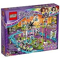 LEGO 41130 Friends Amusement Park Roller Coaster Construction Set