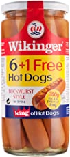Wikinger Hot Dogs, 550gms