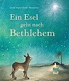 Ein Esel geht nach Bethlehem (Mini-Bilderbuch) - Gerda Scheidl