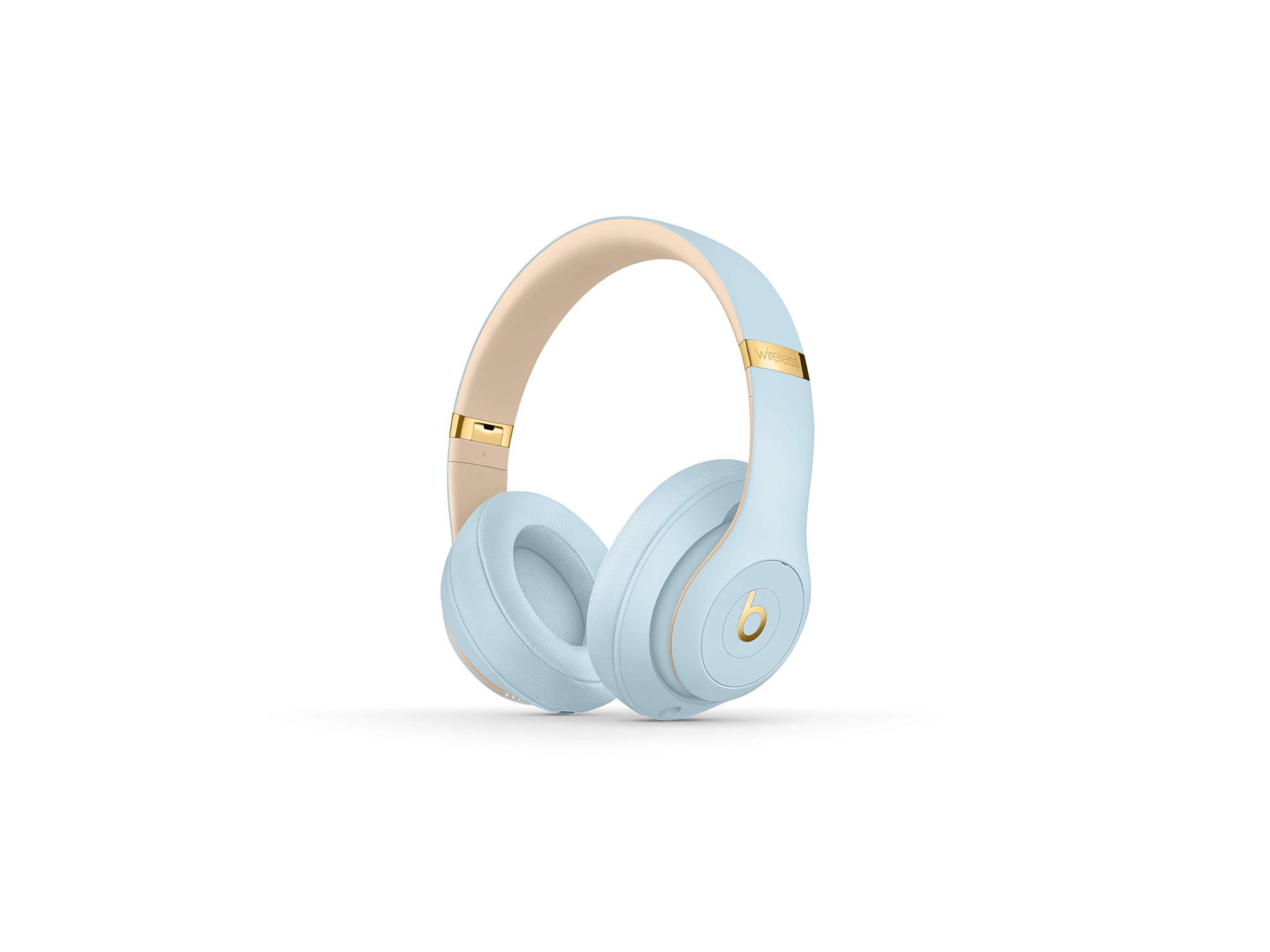 Beats Studio3 Wireless Kopfhörer – Die Beats Skyline Collection – Eisblau