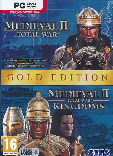 [Import Anglais]Medieval II 2 Total War Gold Edition Game PC