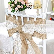 Stuhl Deko Hochzeit suchergebnis auf amazon de für stuhl deko hochzeit