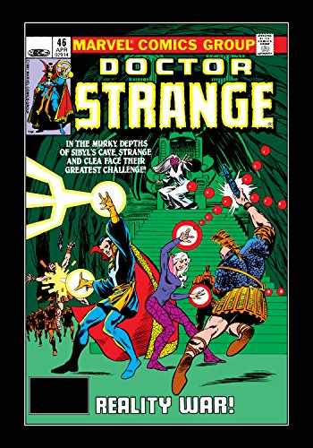Doctor Strange (1974-1987) #46 (English Edition) por Bill Kunkel