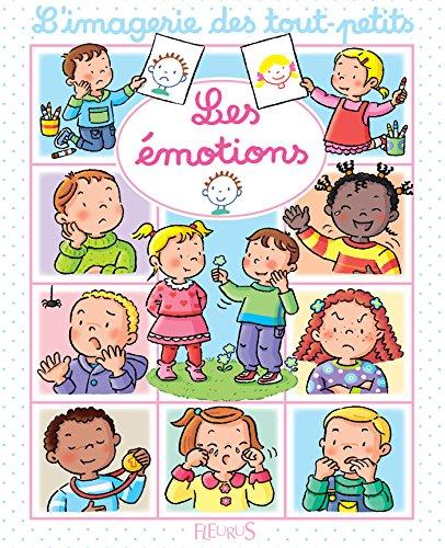 Les émotions (Imagerie des tout-petits) par Émilie Beaumont