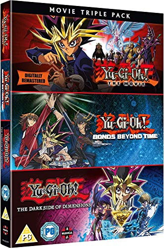Yu-Gi-Oh! Movie Triple Pack [3 DVDs]