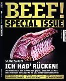 BEEF! Spezial: Sonderheft Herbst 2017