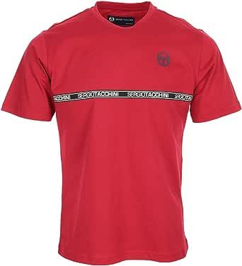 Sergio Tacchini Fosh T-Shirt, T-Shirt - S Red