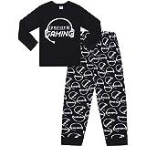 Pijama largo de algodón para niños Get On My Level Gamer ...