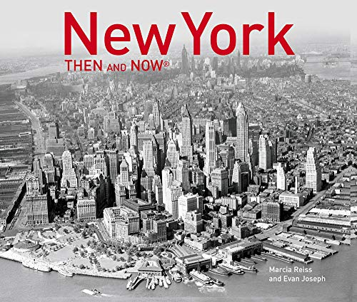 New York Then and Now (Than and Now)