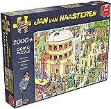 Jan van Haasteren - The Escape - 2000 Piece Jigsaw Puzzle
