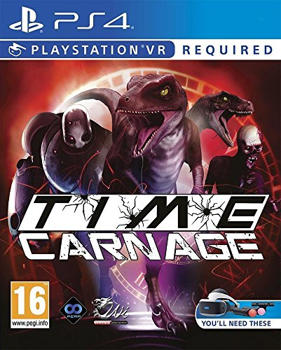 Time Carnage pour PS4 - PlayStation VR obligatoire [Importación francesa]