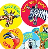 Reward Stickers for Parents and Teachers. Pack of 140