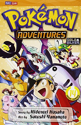 POKEMON-ADVENTURES-GN-BOX-SET-VOL-02-GOLD-SILVER-8-14