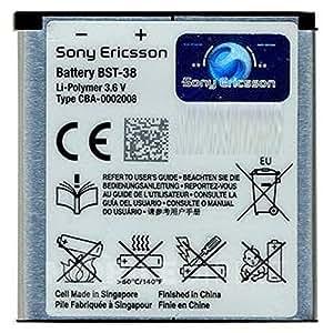 Original BST-38 Akku für Sony Ericsson C902/ K770i/ K850i/ R300i/ S500i/ T303/ T650i/ W580i/ W760i/ W980/ Z770i