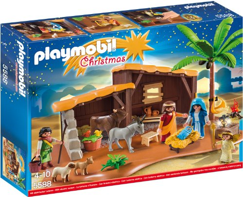 Playmobil - Große Weihnachtskrippe