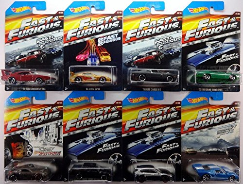 2015 Hot Wheels Fast & Furious -