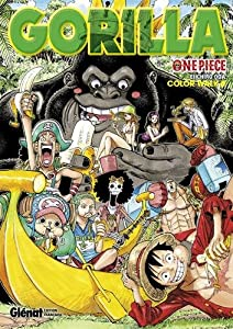 One Piece Color Walk Edition simple Tome 6