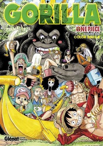 One Piece Color Walk - Tome 06: Gorilla par Eiichiro Oda