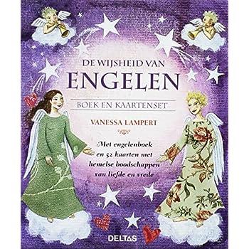 De wijsheid van engelen - Boek en kaartenset: Met engelenboek en 52 kaarten met hemelse boodschappen van liefde en vrede