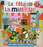 Image de La fête de la musique, en livre sonore
