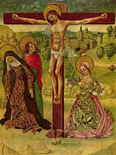 Lais Puzzle Maître de Budapest - Christ sur la Croix 100 Pieces | La Reine De La Qualité