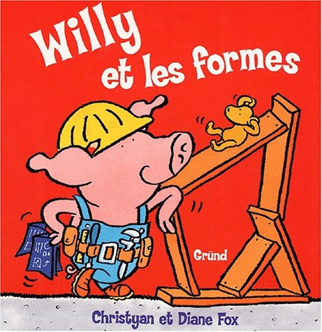 Willy et les formes par Christyan Fox