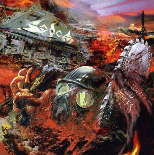 Sodom: In War and Pieces (Audio CD)