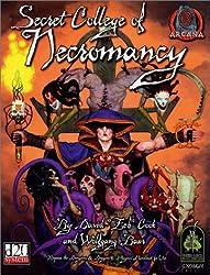 Secret College of Necromancy (Arcana)