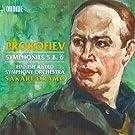 Prokofiev: Symphonies Nos. 5 & 6 (Finnish Radio Symphony Orchestra; Sakari Oramo) (Ondine: ODE 1181-2)