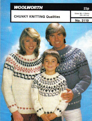 woolworth-family-yoked-sweater-knitting-pattern-to-fit-chest-bust-24-26-28-30-32-34-36-38-40-42-44-6