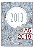 Chäff-Timer Classic A5 Kalender 2019 [Doodle] 12 Monate Jan-Dez 2019 - Terminkalender mit Wochenplaner - Organizer - Wochenkalender