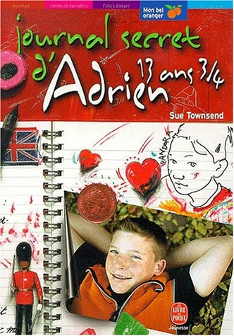 Le Journal secret d'Adrien 13 ans 3/4