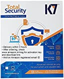 #4: K7 Total Security - 1 PC's, 1 Year (Email Delivery in 2 hours - No CD)