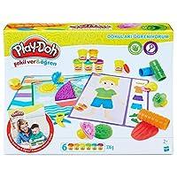 Play-Doh Dokuları Öğreniyorum