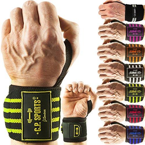 Handgelenkbandagen/Bänder/Bandagen Bodybuilding, C.P. Sports