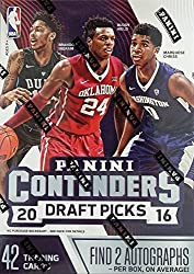 Nba 201617 Panini Contenders Draft Picks Basketball Blaster By Panini