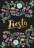 Blanko Notizbuch Fiesta 04
