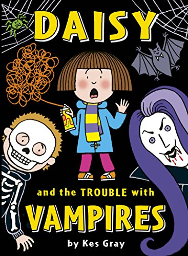 Daisy and the Trouble with Vampires (Daisy Fiction) (English Edition)