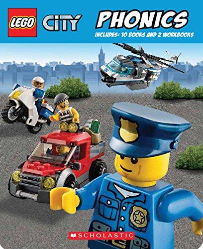 Phonics Boxed Set (Lego City) por Quinlan B Lee
