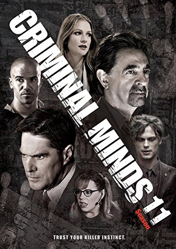 Criminal Minds 11 Stagione (5 DVD)