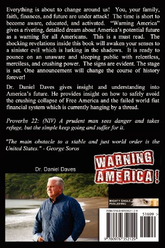 Warning America! Attempted Hostile Take Over Exposed: Gods Warning To All Americans Through A Dream: Volume 1
