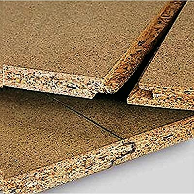 Buildershop UK 2400 x 600 x 18mm TG4 P5 Chipboard Flooring (10 sheets) produced by Buildershop UK - quick delivery from UK.