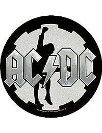 AC/DC dos Badges Angus Cog Back Patch écusson
