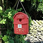garden mile® Colourful Novelty 3 In 1 Garden Bird Houses Highly Detailed Predator Proof Bird Nesting Boxes For Small… 18